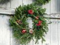 Wreath Making Ignites Holiday Spirit And Financial Support Of Chatham Fire Department