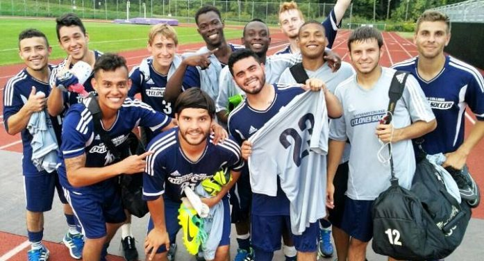 Local Soccer Coach Raises Funds To Equip Colombian Youth With Soccer Gear And Skills For Better Life