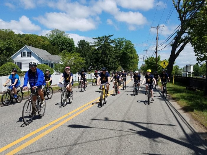 Unity Tour Held To Thank, Remember Police Officers
