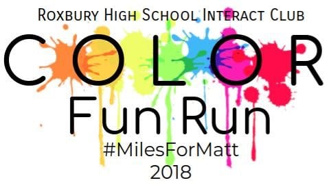 RHS Color Run Supports Fourth Grader Fighting Brain Tumor