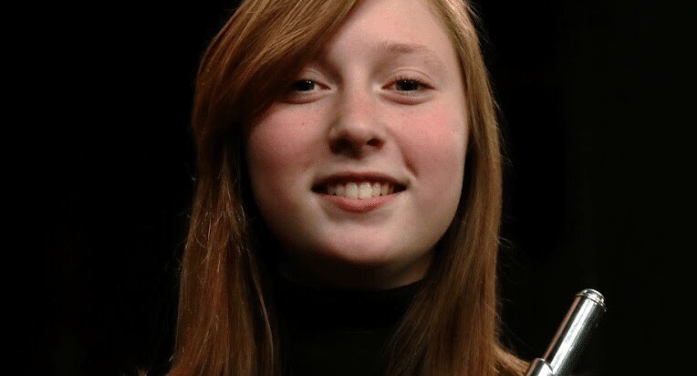 Morristown Teen Earns Wind Symphony Scholarship