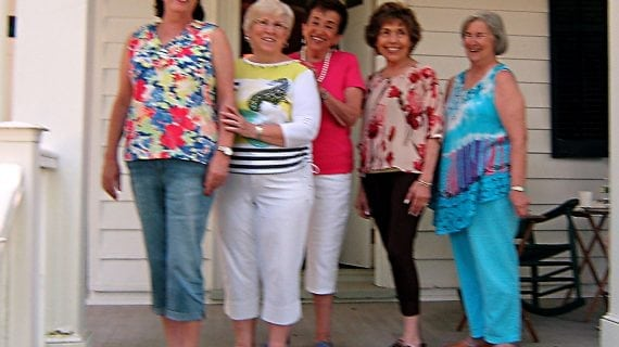 Woman's Club Celebrates A Successful Year