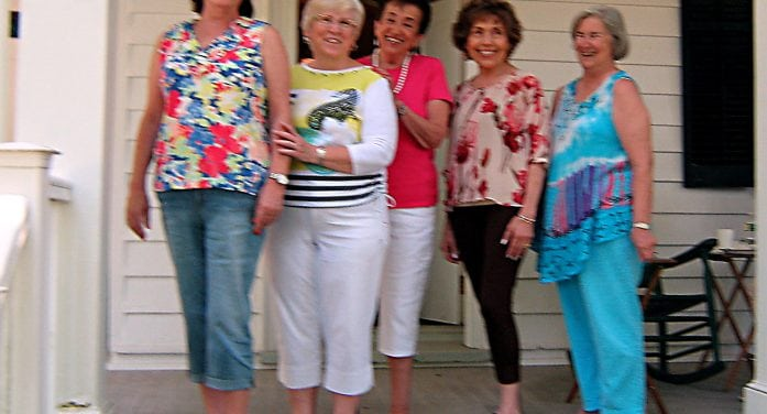 Woman's Club Celebrates A Successful Year