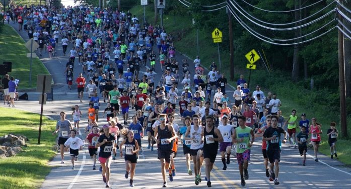 Education Foundation Raises 25K Toward Local Schools In Annual Race