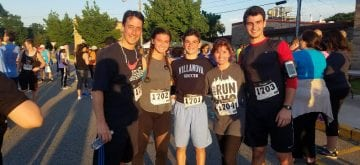 Close To 500 Runners Make Their Mark At 10th Annual Roxbury Community Benefit 5k