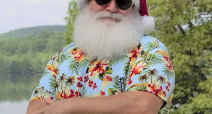Christmas And Netcong's Santa Come To Waterloo Village