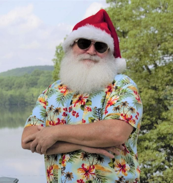 Waterloo Village Christmas In July 2020 Christmas And Netcong's Santa Come To Waterloo Village | My Paper
