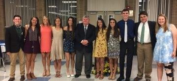 Roxbury' Top 10 Students Honored