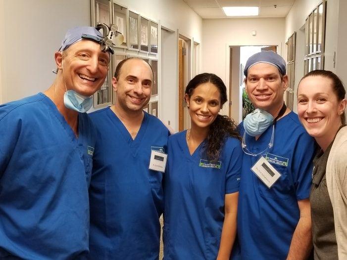 Local Dentist Spends Weekend Teaching Implant Procedures