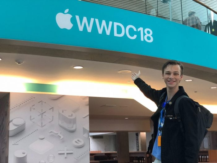 RHS Student Creates Homework App, Attends Elite Conference For Developers