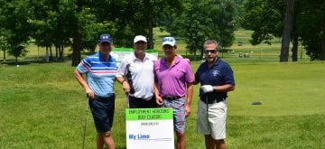 Many Golfers Hit The Green For Annual Event