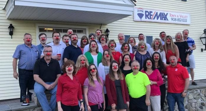 RE/MAX Town & Valley Donate And Raise Awareness To Help Child Poverty