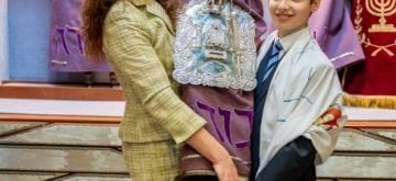 Randolph Resident Becomes Rabbi At Temple Shalom In Roxbury
