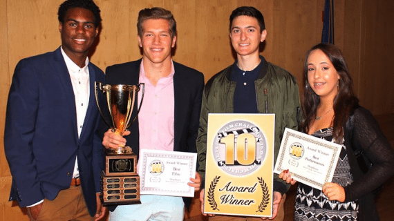 West Orange Students Honored For Original Film In Ten Day Challenge