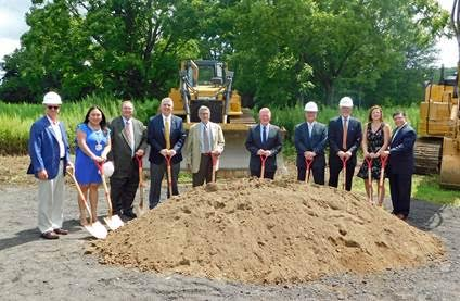 Heath Village Breaks Ground On New, State-of-the-Art Health Care Center And Rehab Facility