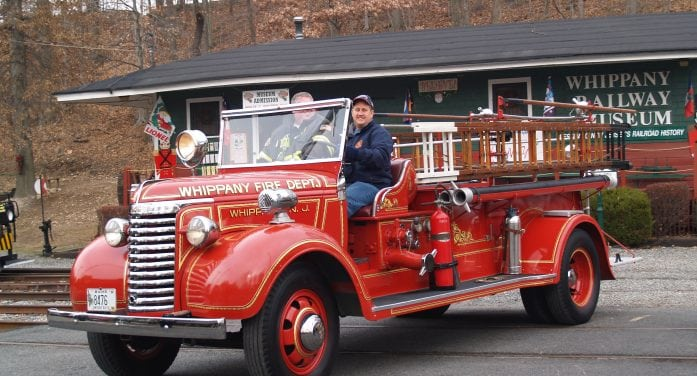 Whippany Railway Museum Hosts Touch A Truck