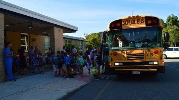 Randolph Township Schools Purchase New, Safer School Buses