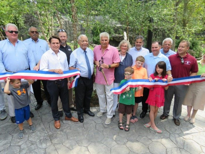 New Leopard Exhibit Opens At Turtle Back Zoo