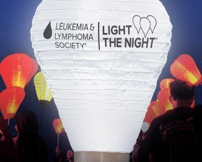 Morristown Holds Night Walk Fundraiser To Benefit Leukemia & Lymphoma Society