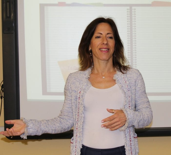 Millburn Woman Creates Online Program To Teach Students Digital Ed