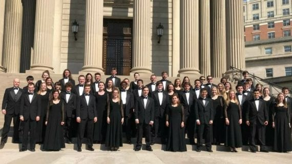 Roxbury High School Choir Heading To Prestigious Conference