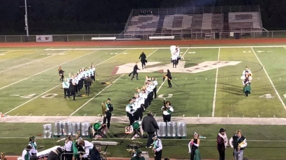 Hopatcong Marching Band Earns Silver