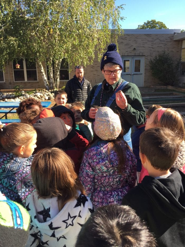 Roxbury Students Get Green Lessons At Fair