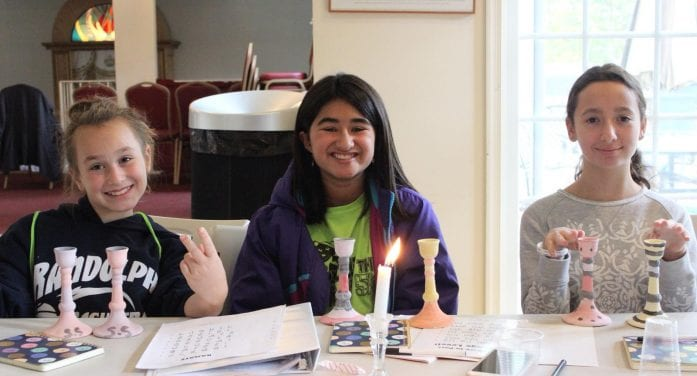 Randolph Chabad Invites Girls To Join New Bat Mitzva Club