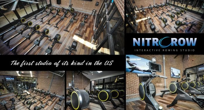 Row On Over To NitroFlex In Chester For New Cardio, Strength-Training Workout
