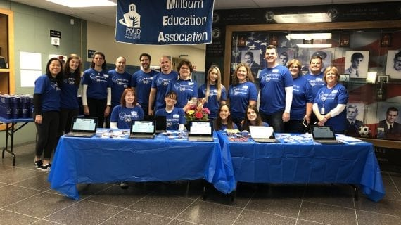 With EdCamp, Millburn Strives To Bring Innovation To Classroom