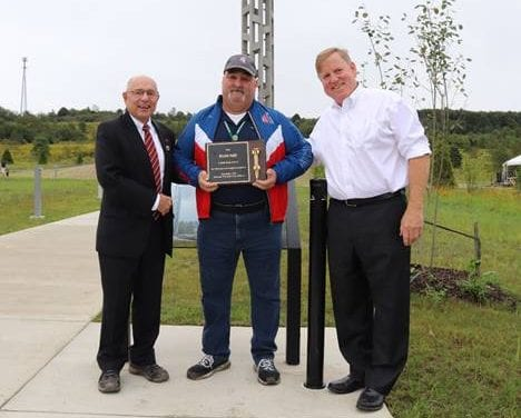 Randolph's Nee Honored For National Trail Vision, Work