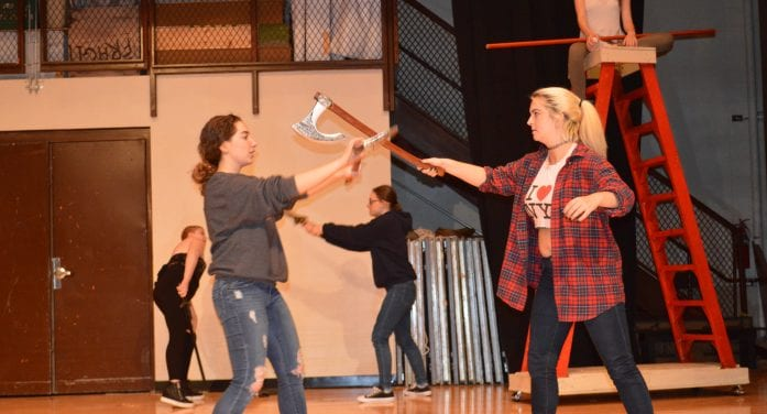 Stage Combat Lessons For Performers In Randolph