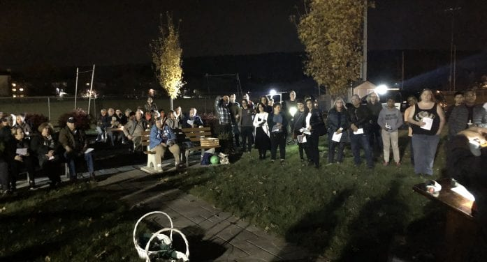 Interfaith Vigil Brings Community Together For Understanding, Peace And Hope