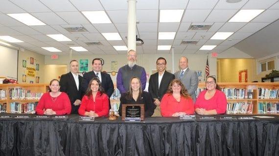 Netcong Board of Education Awarded  NJSBA Carole E. Larsen Master Board Certification
