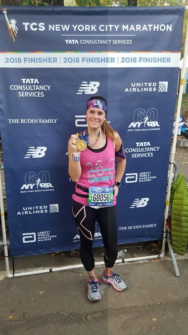 Mount Olive Teacher Finishes Second New York City Marathon