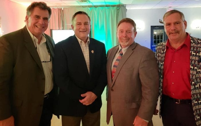 The Mount Olive Area Chamber of Commerce's Board of Directors has three new additions to its Board, and three familiar faces returning to its Executive Committee.