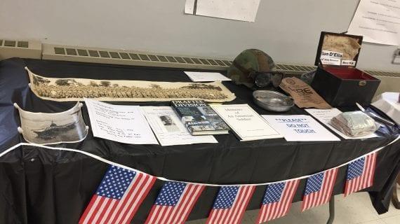 LRS Celebrates Veteran's Day Through Education