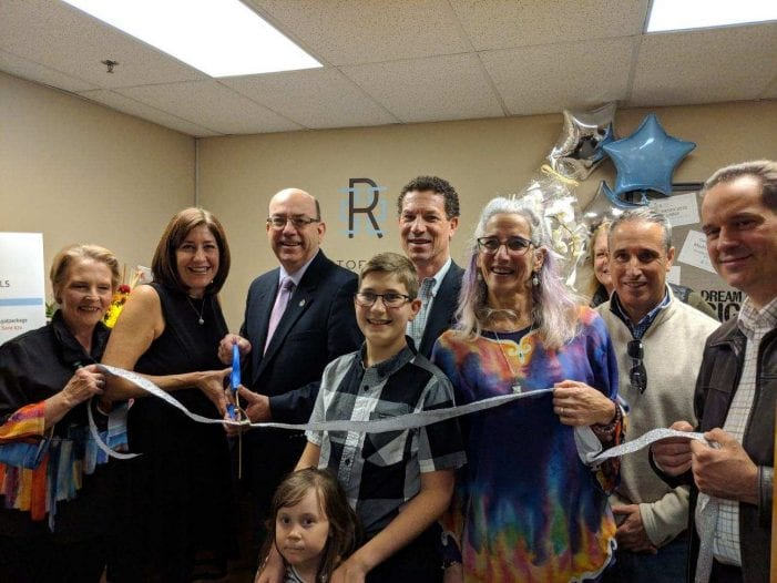 Hundreds Attend the Grand Opening of  Restoration Health Acupuncture & Nutrition in Randolph