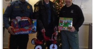 MORRIS COUNTY PARK POLICE SEEKING TOY DONATIONS