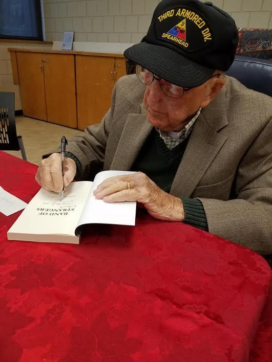 Local Veteran's War Memoir Leaves Legacy for Future Generations