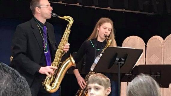 Mardi Gras Jazz Fundraiser for Hurricane Relief
