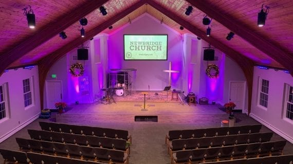 Newbridge Church of Morristown Celebrates New Home