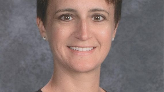Hopatcong Teacher Wins Mike Kovins TI:ME Teacher of the Year