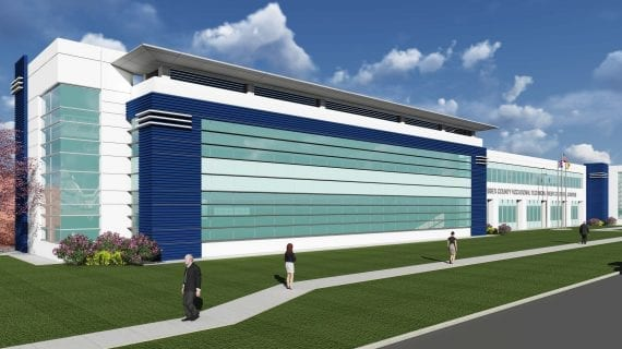 Essex County's West Caldwell School of Technology to Undergo Expansion and Modernization