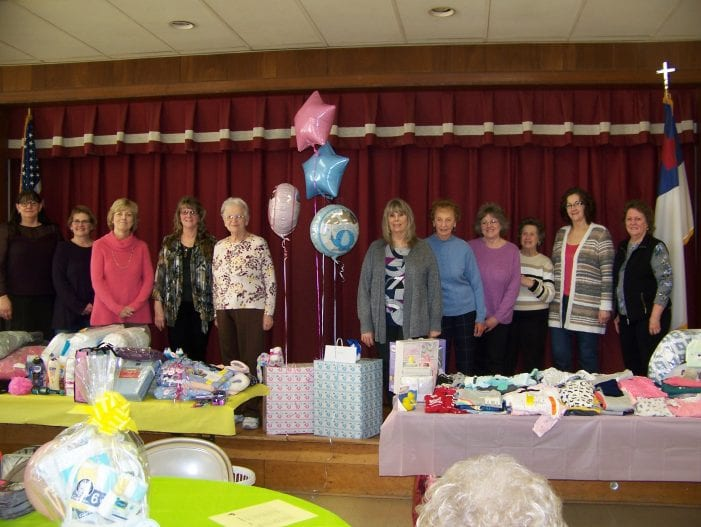 Church Holds Baby Shower for Birth Haven