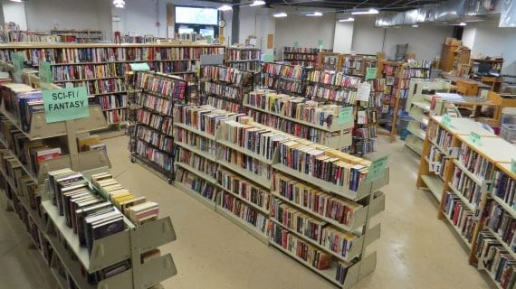 Local Library Nonprofit Facing Closure Request New Members
