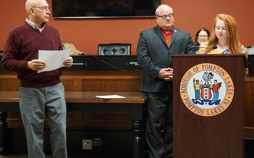 Grayberg Retires from Pompton Lakes Restoration Committee
