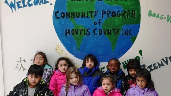 FREEHOLDERS APPROVE NEW, EXPANDED SPACE FOR MORRIS COUNTY HEAD START PROGRAM