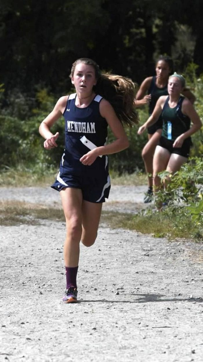 Timoney Named West Morris Mendham HS Female Athlete of the Year