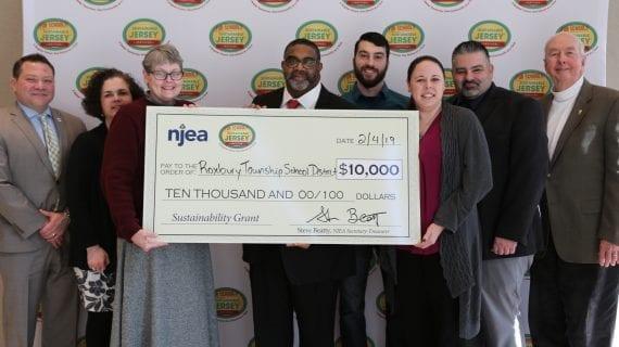 Roxbury Township Schools Get Sustainable Jersey Grant